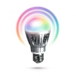 Zipato RGBW Lampe BulB  ZIP_Bulb