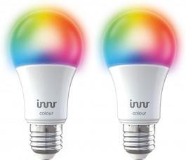INNR Lighting ZigBee 2x E27 Retrofit smart RGBW LED lamp RB 285 C-2 Philips Hue compatible