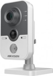 Hikvision DS-2CD2442FWD-IW 2.8MM, 4MP, WIFI Indendørs Kamera, Inkl. strømforsyning.