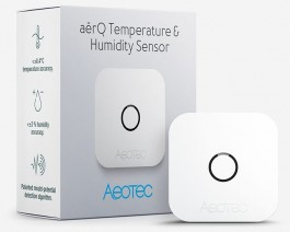 Aeotec aërQ Temperature & Humidity Sensor ZWA009-C