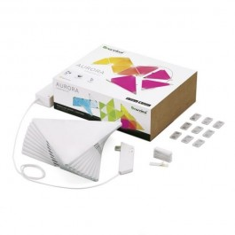 Apple HomeKit - Nanoleaf Aurora Smarter Kit M. 9 PANELER + 1 controller  WiFi