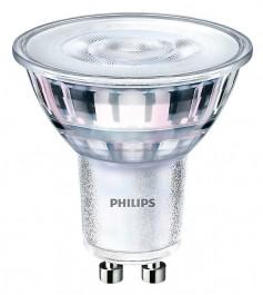 GU10 - PHILIPS CorePro+ LEDspot 5W/827 36° dæmpbar 5W = (50W)