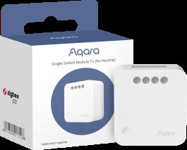 ZigBee Aqara Single Switch Module T1 (No Neutral) SSM-U02