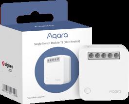 ZigBee Aqara Single Switch Module T1 SSM-U01