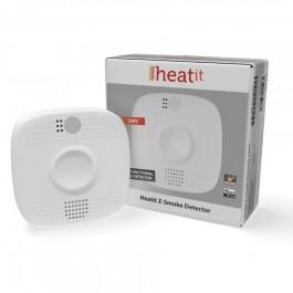 Z-Wave + Multifunktionel røgdetektor / bevægelse og temperatur sensor Z-Smoke (230VAC)