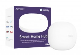 Aeotec Smart Home Hub - Works as a SmartThings Hub - EU