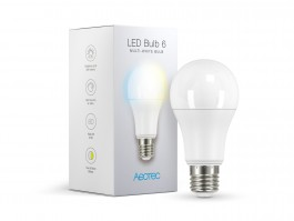 Z-Wave Plus -  AEOTEC LED Bulb 6 Multi-White (E27)