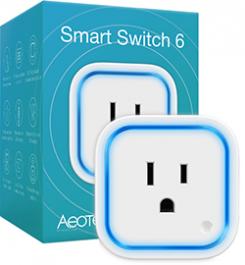 Aeotec Smart Switch 6 (Type G)