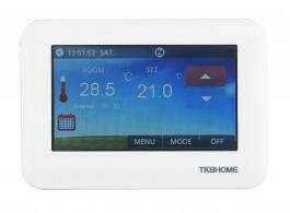 Z-Wave Plus - TKB Home Thermostat - Touchpanel TKBETZ96