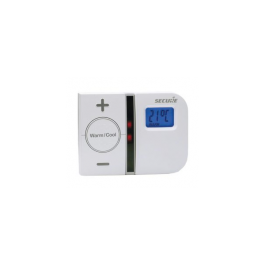 Z-Wave Secure Timer Controlled Wall Thermostat