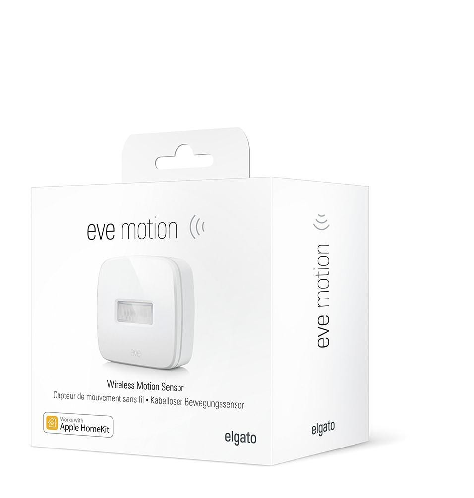 Apple homekit elgato eve motion 1em109901000 for Apple homekit bticino