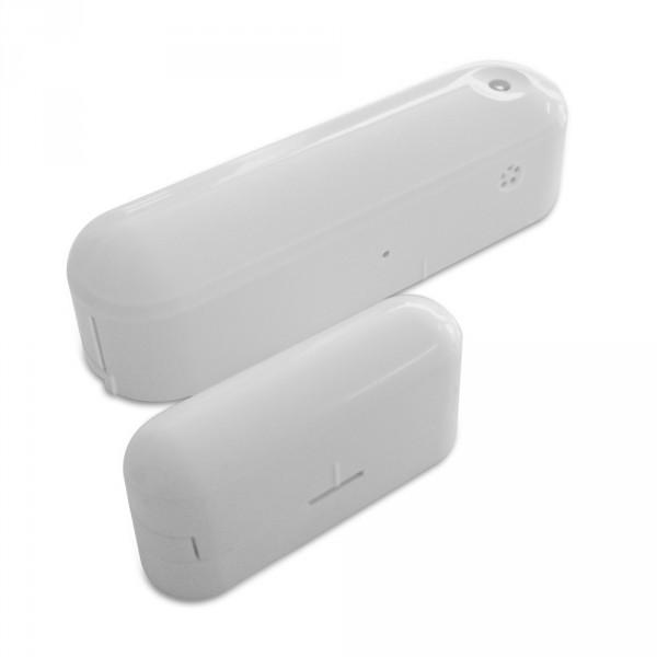 Z-Wave Plus - Zipato 4 i 1 sensor Dør sensor, Fugt sensor