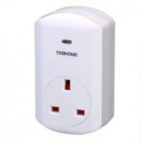 Z-Wave Plus TKB Switch Plug for Type G - 500 series  TKBETZ68-E
