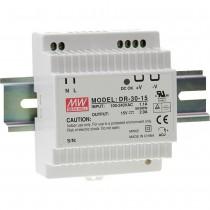 Din-Skinne strømforsyning 24 V/DC 1.5 A 36 W