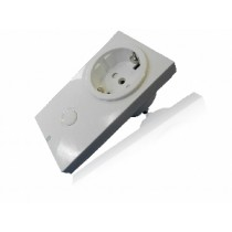 Z-Wave Plus -  Schuko Plug-in Switch Power Meter  POPE009006
