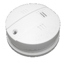 POPP Z-Wave Smoke Sensor with indoor siren function Z-wave Plus POPE004001-S