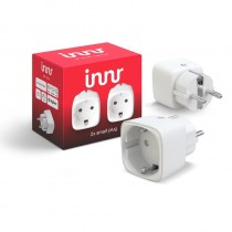 INNR Lighting 2xZigBee Light Link Smart Plug - Philips Hue compatible