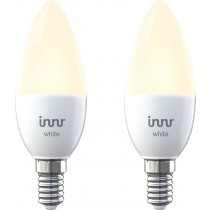 INNR Lighting ZigBee 2x E14 smart led lamp  RB 245-2 Philips Hue compatible