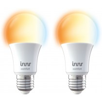 INNR Lighting ZigBee 2x E27 Retrofit smart LED lamp 2200K-5000K tunable white  RB 278 T-2 Philips Hue compatible