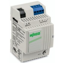 Din-Skinne strømforsyning 24VDC, 1,3A, 31W