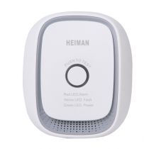 Z-Wave Plus - HEIMAN Gas Sensor GEN5