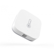 ZigBee Aqara Plus - Micro Multi Sensor måler temperaturen, fugtigheden og atmosfæretrykket