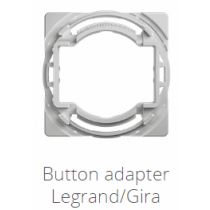 Fibaro Switch Button Adapter Legrand/Gira 10-pack Walli
