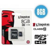 Micro SD-Kort 8GB