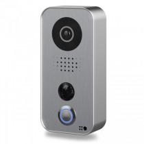 DOORBIRD - Rustfri Dørklokke med kamera D101S W-IFI