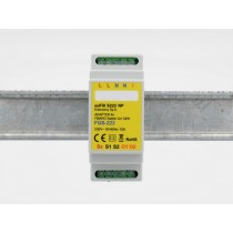 EuFIX S222NP DIN-adapter til Fibaro Relay Insert 2 * 1.5 KW FGS-222  ( Med potentialfri udgange )