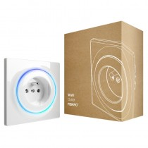 Z-wave Plus - FIBARO Walli Outlet (Type E) FGWOE-011