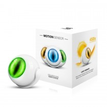Z-Wave Plus  Fibaro Motion Sensor, Temp sensor, Light sensor, Acceleration GEN5  FIBEFGMS-001-ZW5-S