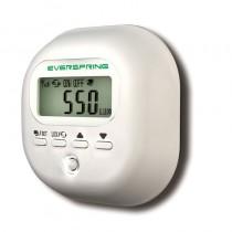 Z-Wave EVERSPRING Z-Wave lysstyrke sensor med LCD-skærm ST815 ( Til inde og udendørs brug )