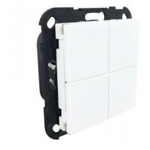 Z-Wave Plus - Lysdæmper og bagbelysning MATRIX 55 Til CE standarden ZDB5400 ( Levering 3-4 dage )