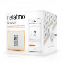 Netatmo Termostat V2 - termostat til smart home (Apple Homekit Godkendt)  NTH01-EN-EU