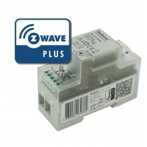 QUBINO - Z-WAVE  PLUS SMART ENERGY METER DIN-MODUL  ZMNHTD1