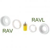 NorthQ Adapterkit til RAV/RAVL 26/34mm ventiler NQ-500-ADAPT