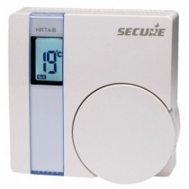 Secure Wall Thermostat with LCD display