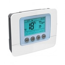 Z-Wave Secure 7 Day Programmable Room Thermostat