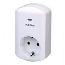 Z-Wave Wall Plug with Dimmer Function (Type F/ Schuko) TKBETZ67-G