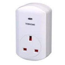 Z-Wave Dimmer Plug for Type G - UK