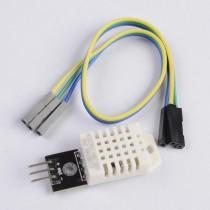 TZT - Temperatur og Fugtighedsføler DHT22 (Kan bruges med Fibaro Smart Implant)
