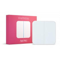 Z-Wave Plus Aeotec WallMote Duo - Remote with 2 Buttons  AEOEZW129