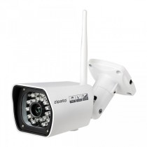 Zipato - Camera IP HP outdoor with night vision  -  ZIP-NCM750GB