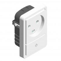 Z-Wave Plus -  Dansk Fuga kompertiple ZSO stikkontakt med bagbelysning