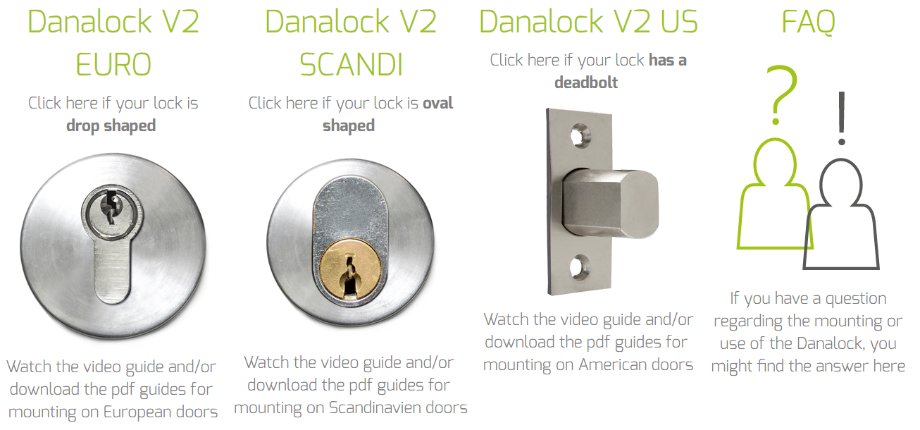Z Wave Plus Danalock V3 Med Z Wave Og Bluetooth Btze